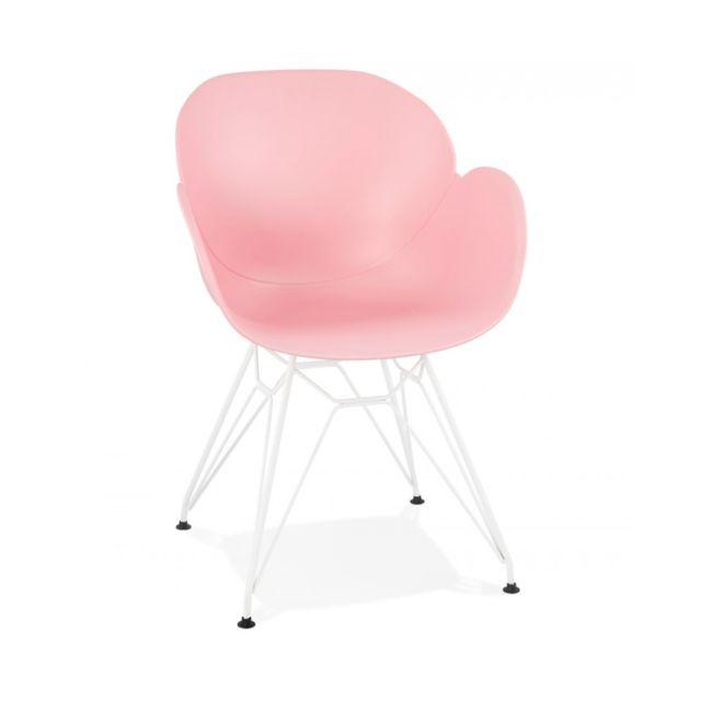 Kokoon Design Fauteuil design Provoc Pink 59x57,5x85 cm