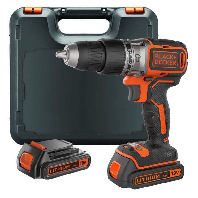 Bosch advancedimpact 18 coup Percussion Visseuse sans fil 2 Batterie 1,5ah 18 V