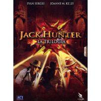 Koch Media Srl - Jack Hunter - La Trilogia IMPORT Italien, IMPORT Coffret De 3 Dvd - Edition simple