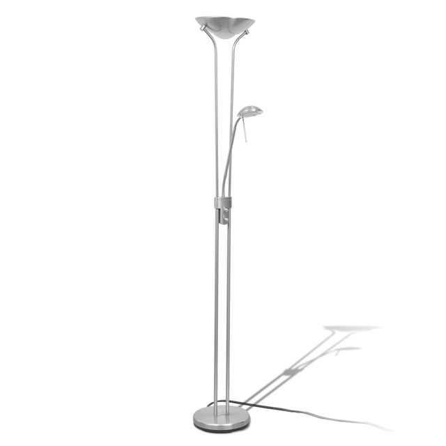 Rocambolesk - Superbe Lampadaire à Led à éclairage réglable 23 W neuf Nc - 0cm x 0cm x 0cm