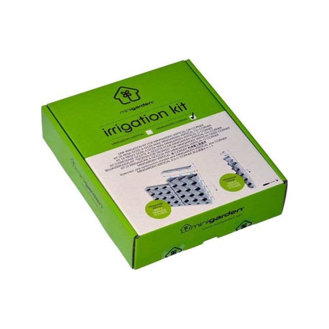 Minigarden Kit d'irrigation pour Miniagarden Corner - coins