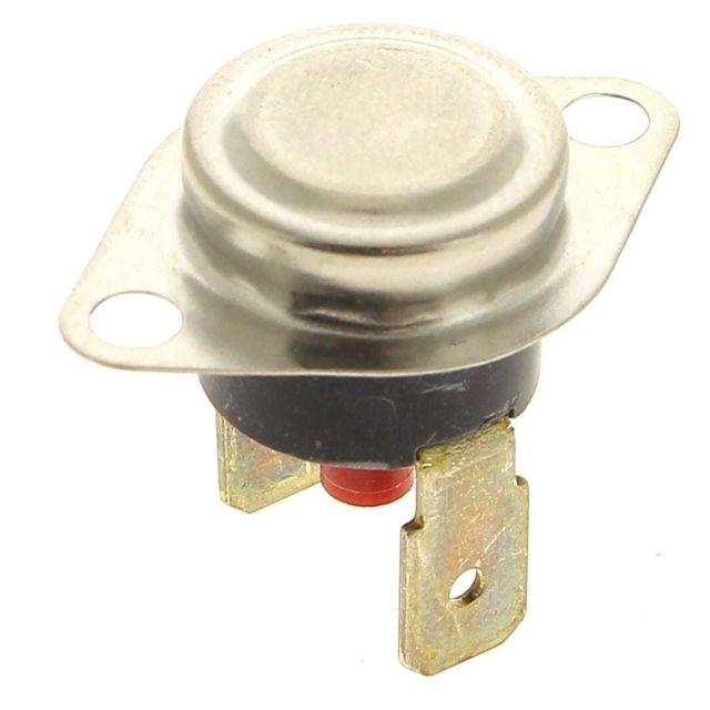 Vedette Thermostat secu 167,5° pour Seche-linge Bauknecht, Seche-linge Thomson, Seche-linge Brandt, Lave-vaisselle Brandt, Lave-