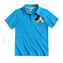 Mickey Mouse - Polo à manches courtes Disney Mickey