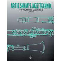 Alfred Publishing - Partitions Jazz&blues Sahaw Artie - Jazz Book2 14 Etudes - Jazz Band Big Band