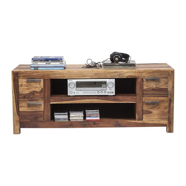 Karedesign Meuble Tv en bois Authentico Kare Design