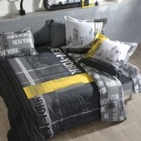 Housse Couette New York 1 Personne Achat Housse Couette New York 1