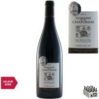 Domaine De La Chaponne - Laurent Guillet - Morgon Côte du Py Rouge 2015 x12