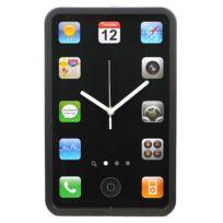 Horloge smartphone - Contour Noir