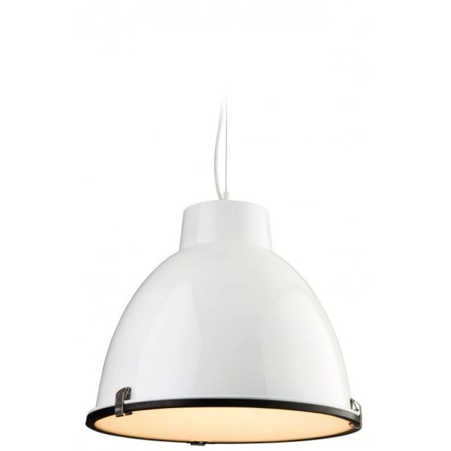 Firstlight Suspension Manhattan, blanc
