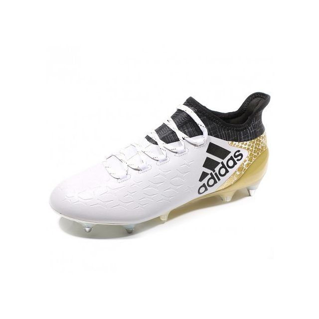wholesale dealer 5c2b1 10ad6 Adidas originals - Chaussures X 16.1 Sg Blanc Football Homme Adidas