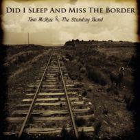 Jive Epic - Tom McRae - Did I sleep and miss the border ? Boitier cristal