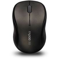 Rapoo - Souris Gris Rf Wireless