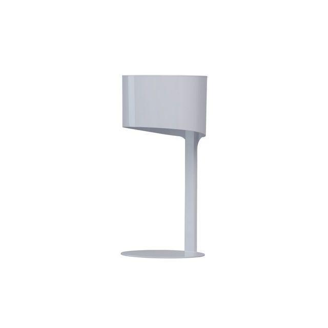 Lampe Boutica 681030401 Design À Poser Blanc Megapolis 1x40w mnN8wv0O