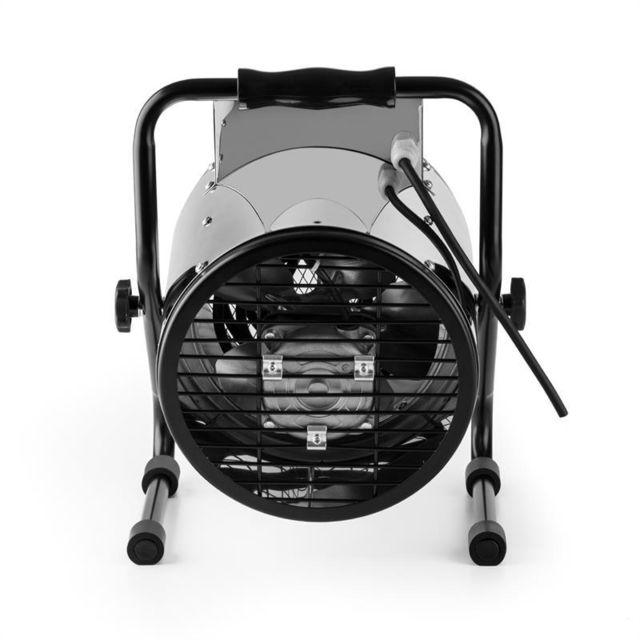 WALDBECK - Strato Radiateur électrique soufflant chauffage serre jardin IPX4 2000W 2 200 w