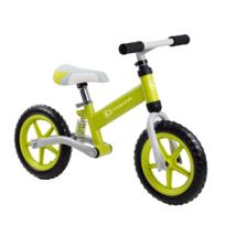 Kinderkraft - Draisienne Evo Amortisseur vélo sans pédale très résistant Vert