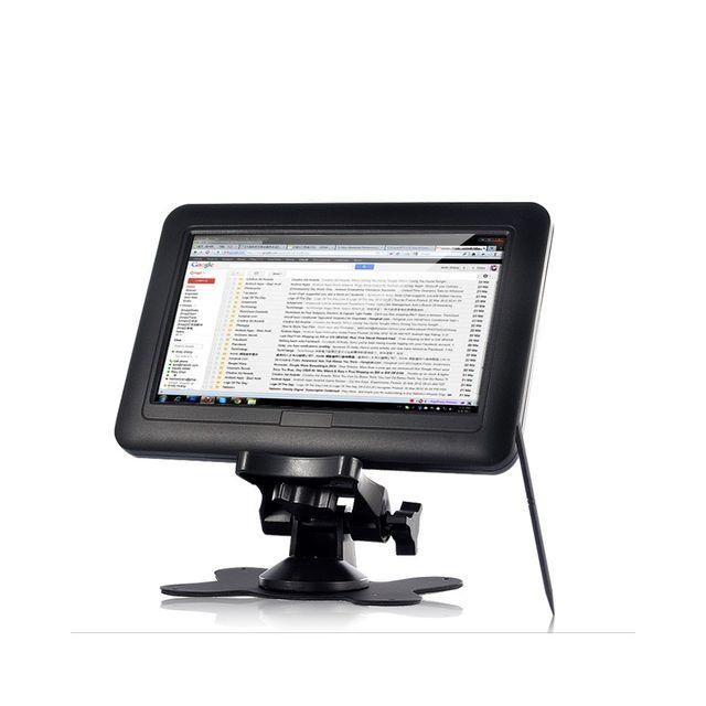 Auto-hightech Moniteur écran tactile 7 pouces portable Usb