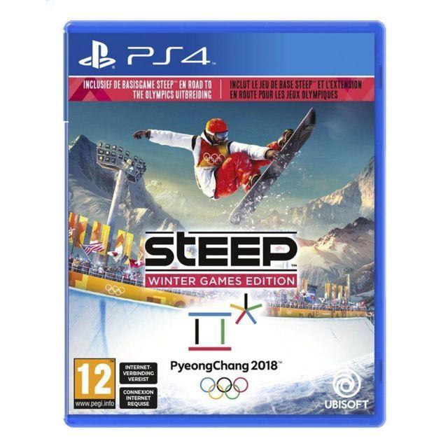 Ubisoft - Steep Edition Jeux d'Hiver - PS4