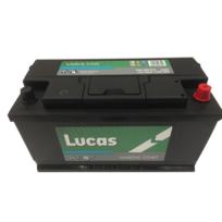 Batterie de démarrage Lucas Supreme D31 LS249 12V 100Ah 800A