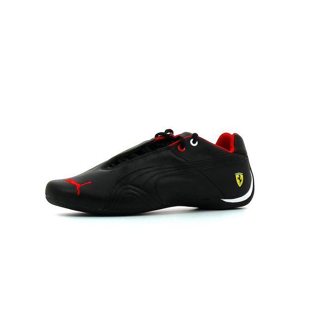 0dc0a873754 Puma - Baskets basses Future Cat Leather Scuderia Ferrari - pas cher Achat    Vente Chaussures de ville homme - RueDuCommerce