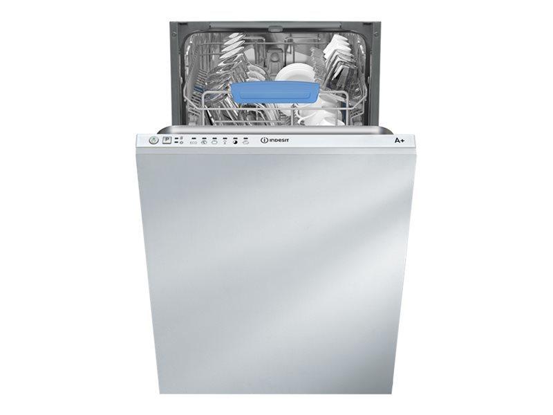indesit lave vaisselle tout integrable 45 cm disr16m19aeu achat lave vaisselle a. Black Bedroom Furniture Sets. Home Design Ideas