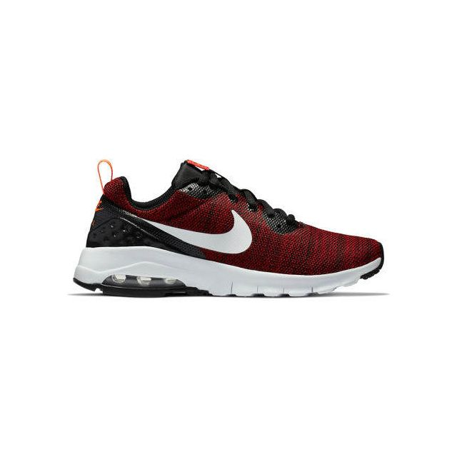 finest selection 3831b 18430 Nike - Chaussures Nike Air Max Motion Low GS noir rouge enfant