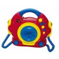 Aeg - lecteur Cd portable enfants Cdk 4229 Sing Along