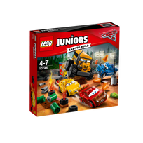 Lego - Le Super 8 de Thunder Hollow - 10744