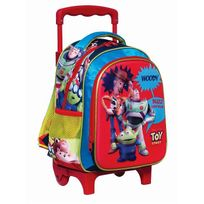 Toy Story - Sac a roulettes maternelle 31 Cm