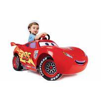 DISNEY - CARS 2 - Voiture électrique pour enfants Flash Mcqueen 6V - 800007110