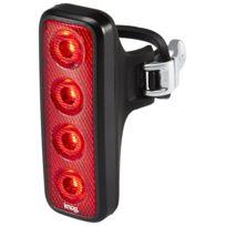 Knog - Blinder Mob V Four Eyes - Éclairage vélo - 1 Led rouge standard noir