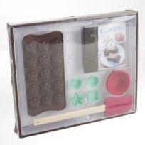 Secret de Gourmet - Coffret Chocolatier et livre de recettes
