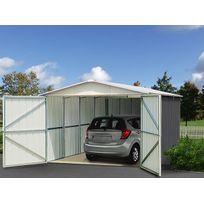 Yardmaster - Garage métal 1024A Sydney 22,63 m²