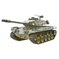 Taigen - CHAR RC2.4GHZ 1/16 M41A3 METAL BRUIT/FUMEE