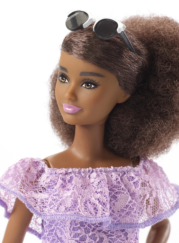 Poupée Barbie - Fashionista Brune - FJF53