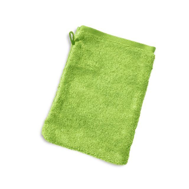 linnea gant de toilette 16x21 cm pure pistache 550 g m2. Black Bedroom Furniture Sets. Home Design Ideas