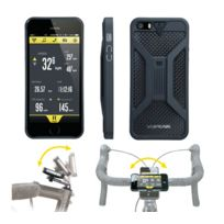 Topeak - RideCase support vélo pour Apple iPhone 6 - Noir