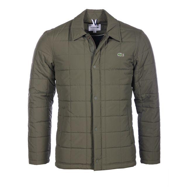 lacoste homme doudoune bh9478 pas cher achat vente veste homme rueducommerce. Black Bedroom Furniture Sets. Home Design Ideas