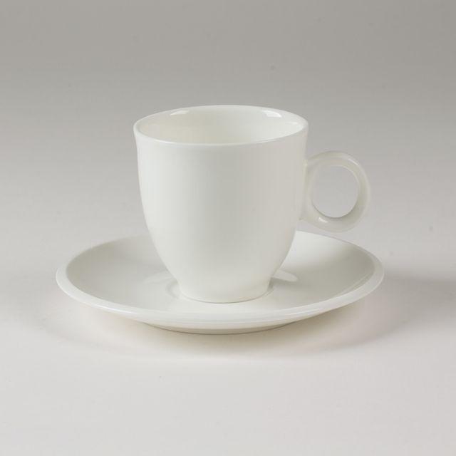 TREND UP TREND'UP - COFFRET DE 6 TASSES / SOUCOUPES CAFE DAPHNE
