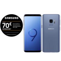 Samsung - Galaxy S9 - 64 Go - Bleu Corail