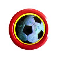 Sam Billares - Palet Air Hockey 2000 rond Foot