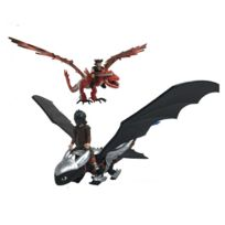 Spinmaster - Dragons - Figurines avec armure dragon