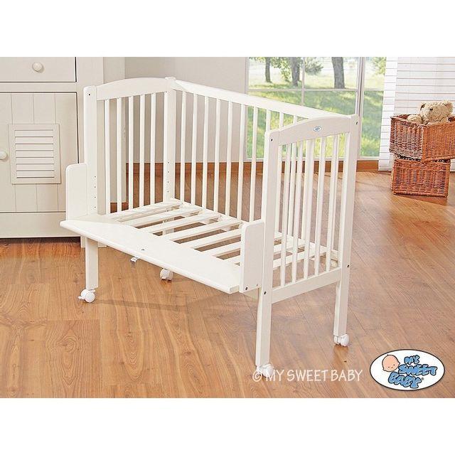 Autre Lit bébé cododo blanc