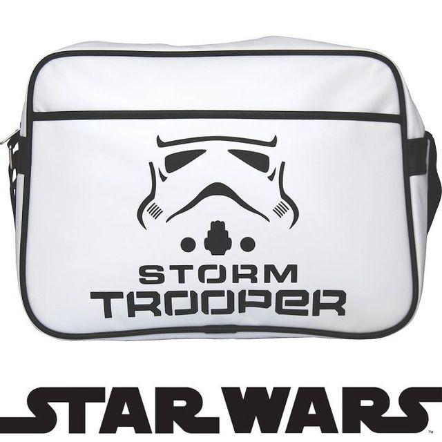 Kas Design Sacoche à Bandoulière Stormtrooper Star Wars
