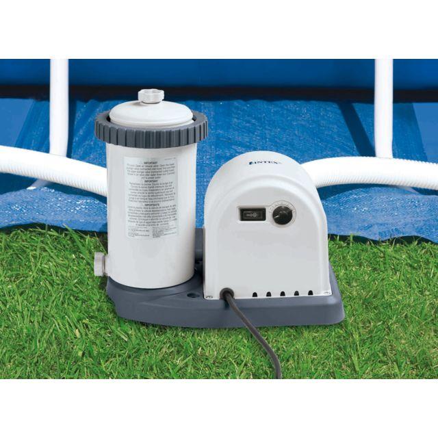 intex epurateur cartouche 5 7 m h pas cher achat vente filtration pour piscine. Black Bedroom Furniture Sets. Home Design Ideas