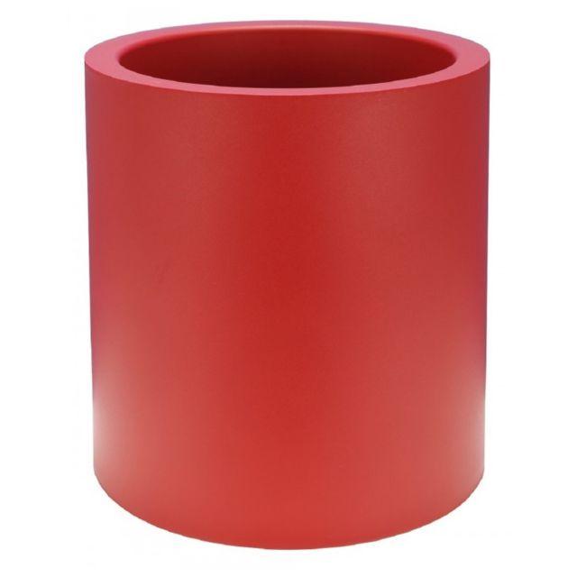 RIVIERA Pot EVA rond diametre 31cm rouge