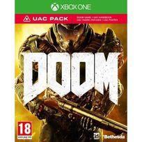 Bethesda Softworks - Doom Uac Jeu Xbox One
