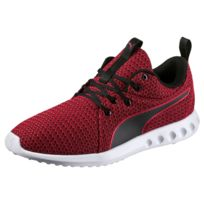 promo code c9ec2 0134f Puma - Carson 2 Knit Chaussure Homme - Taille 41 - Rouge
