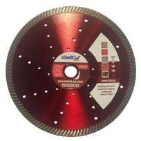 WellCut - Disque Profi Diamant Turbo - Taille - Ø 230 x 22.23mm