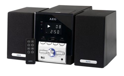 aeg chaine hifi cd mp3 mc 4443 pas cher achat vente. Black Bedroom Furniture Sets. Home Design Ideas