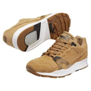 basket puma xt1 camel allover suede trinomic